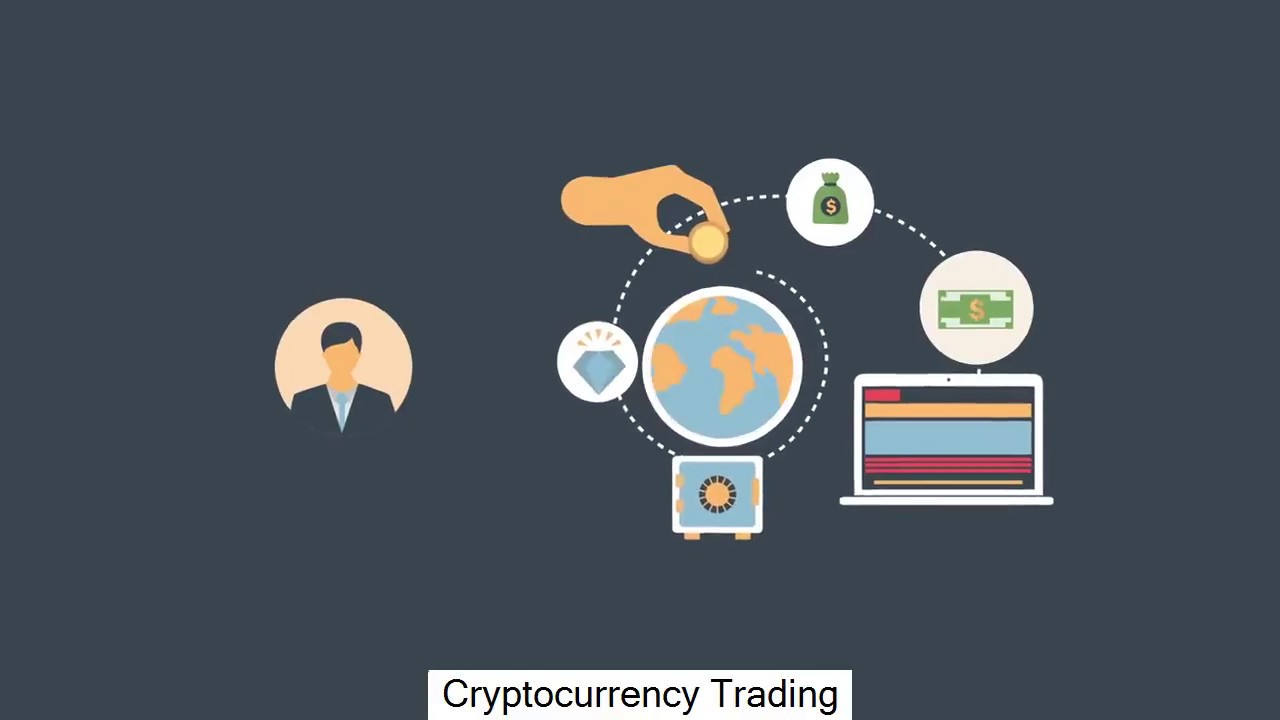 trading cryptocurrency for a living