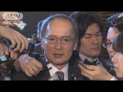 安倍総理、長嶺大使と対応協議 韓国側に改善の動きが見えない場合は新たな措置も