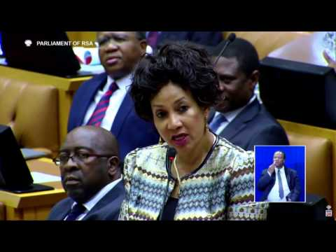 Mmusi Maimane accused of being high in Parliament
