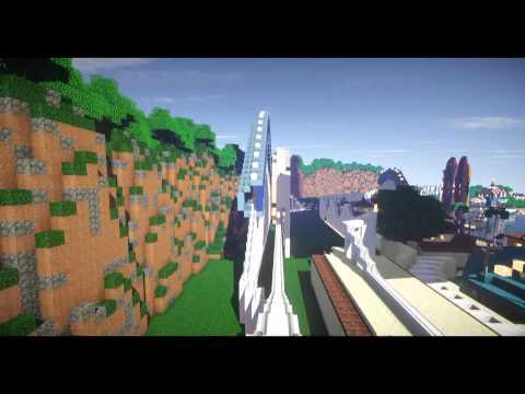 California Screamin' In Minecraft