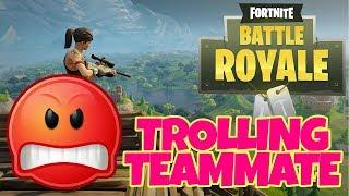 Fortnite trolls taking kids epic scar and getting a tantrum!!!