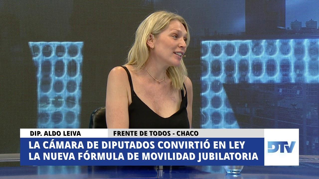 DTV El Periodismo en el Congreso con Melina Fleiderman - Programa 30/12/2020
