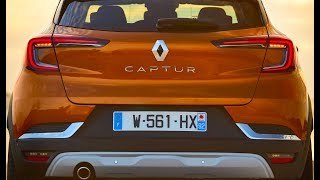 2020 Renault Captur - Full Color, Exterior, Interior and Drive