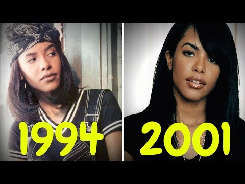 The Evolution of Aaliyah (1994 - 2001) [RE-UPLOAD]