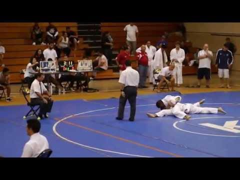 B23 Judo - OIA East Champs - Farrington vs McKinley  4-19-14