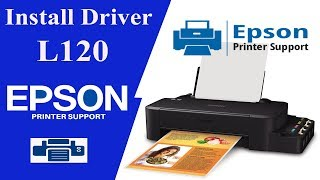 Gambar cover Epson L120 Driver | How to Install Driver Easily