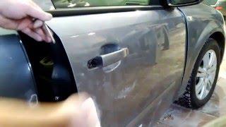 видео Заклинила дверь. Не открывается дверь на авто ни изнутри, ни снаружи. Демонстрация решения проблемы