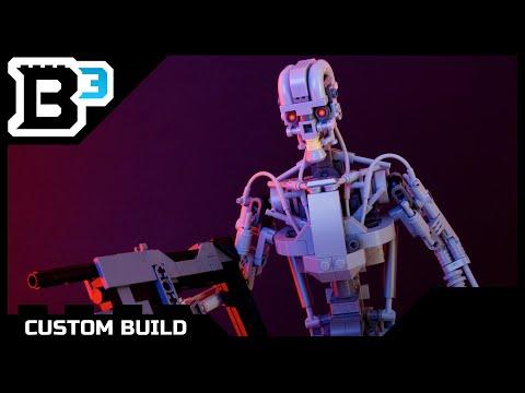 CUSTOM LEGO Terminator