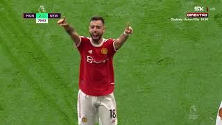 Manchester United vs Newcastle 4:1 | Golovi sa Utakmice HD | SPORT KLUB FUDBAL