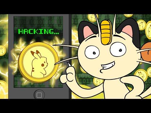 """Download Youtube: Pokemon Go Parody   """"Pokecoin Hack"""""""