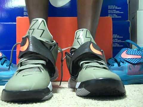 huge selection of 16ec0 82166 Nike Zoom KD 4 IV