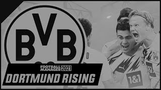 FM21 Lets Play Dortmund Rising Season One Review Football Manager 2021