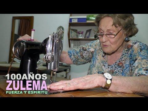 Zulema... La Abuela de los 100 Años Que Vive Sola y Trabaja (Parte I)