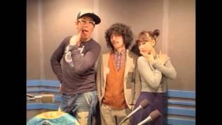 2014.11.12放送、NACK5「The Nutty Radio Show おに魂」 清竜人25ゲスト...