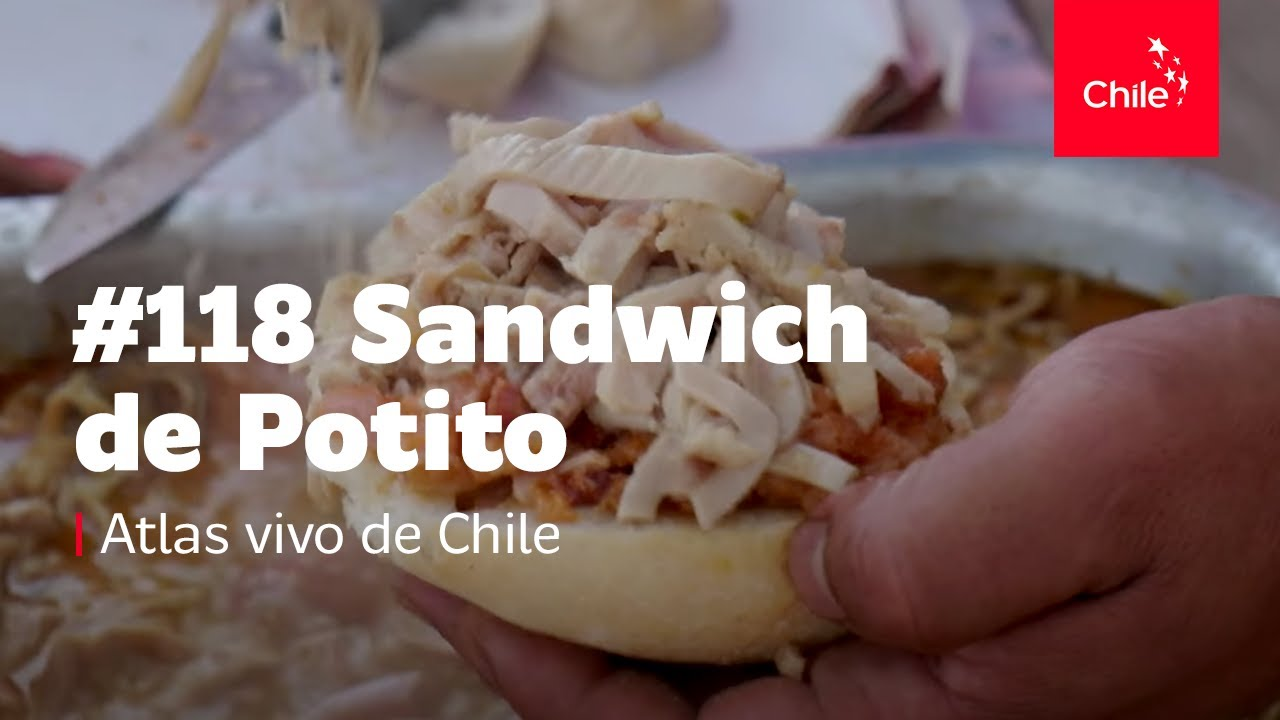 #118 Sandwich de potito - Atlas Vivo de Chile - YouTube
