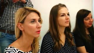 События Обнинск   Открытие школы моделей DIAMOND