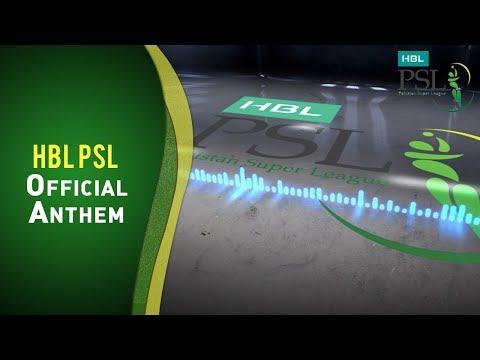 HBL Pakistan Super League 2017 - Official Anthem