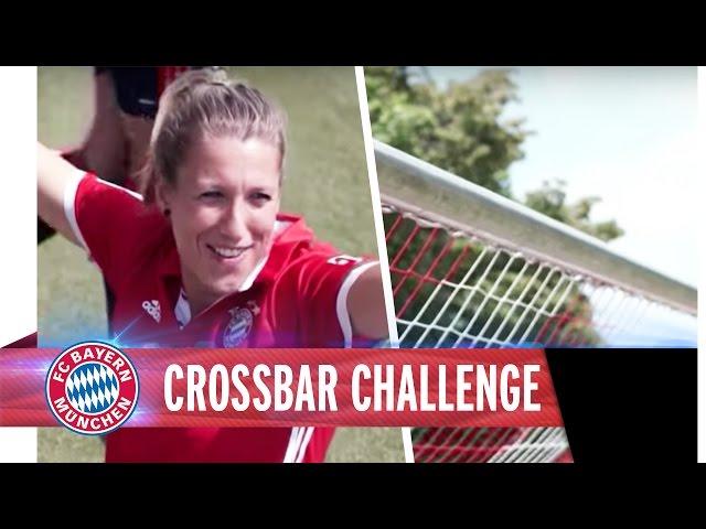 FCB Frauen |Crossbar-Challenge