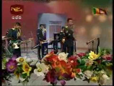 Air Force Sri Lanka Band - Singing