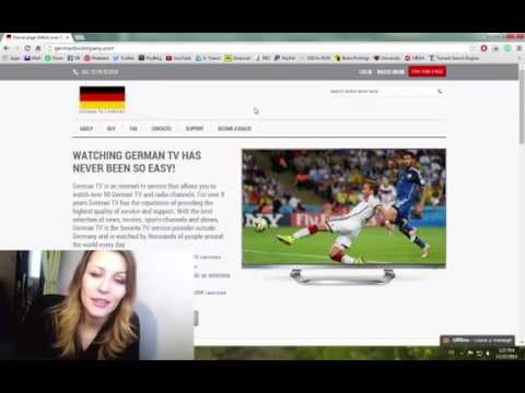 How to watch 90 German TV channels online FREE