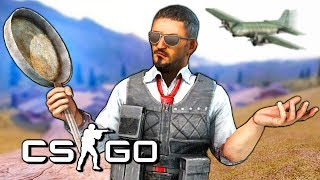 BATTLEGROUNDS В КС ГО? НОВЫЙ ТОПОВЫЙ РЕЖИМ! - CS:GO BATTLE ROYALE (PUBG)