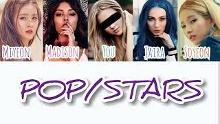 [K/DA] – POP/STARS (5 members version)