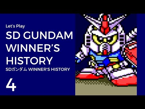 Let's Play SD Gundam: Winner's History #4 | Map 5: Odessa [Neo-Zion]