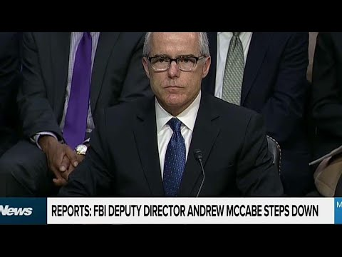 FBI deputy director reportedly stepping down