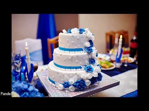 royal-blue-wedding-decorations