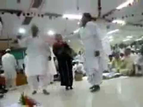 Barelvi Break Dancing