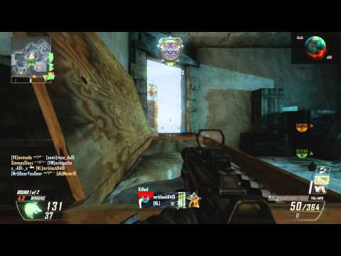 NUCLEAR Assault ADI and REX 9V9 Ground War Black ops 2 FULL HD