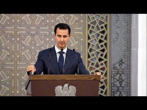 Syrian president Assad says Western plot has been foiled