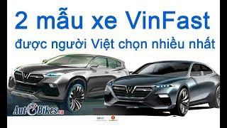 2 mẫu xe VinFast được người Việt ưa chuộng nhất