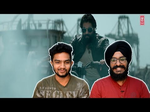 SALAAM ROCKY BHAI REACTION | KGF Chapter 1 | Yash, Srinidhi Shetty | Parbrahm&Anurag