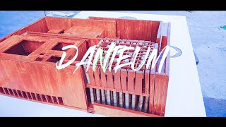"""Nepal's 1st  model on proposed building """"Danteum"""""""