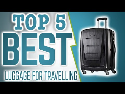 🇺🇸🥇 Best Luggage For Traveling 2020 | Buying Guide