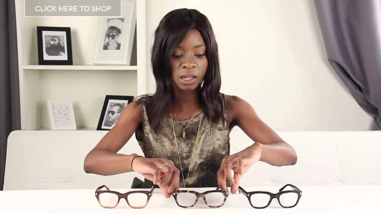 325d7602f76d Tom Ford FT5178 CLASSIC Eyeglasses Review