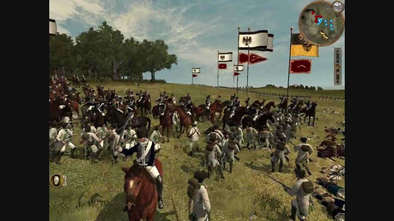 Empire Total War Online Battle #12: Prussia vs Austria