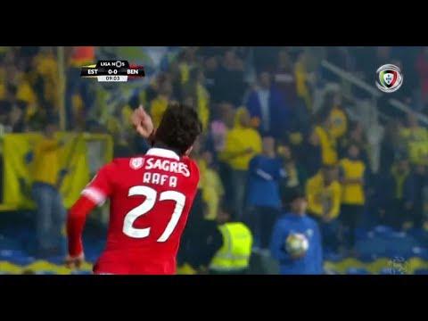 Estoril 0-(1) Benfica (Liga 31ªJ): Golo de Rafa