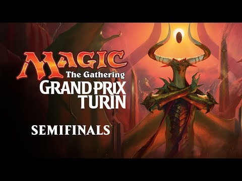 Grand Prix Turin 2017 Semifinals
