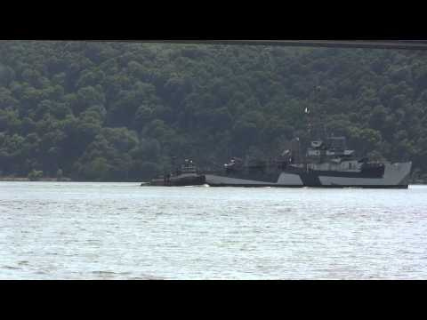 A day in Mid-Hudson area of NY and USS Slater   DE766