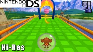 Super Monkey Ball Touch & Roll - Nintendo DS Gameplay High Resolution (DeSmuME)