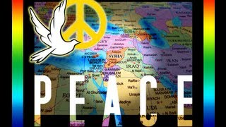 Awakening Code Radio ~ PEACE PRAYER FOR SYRIA ~ Thumbnail