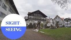 Sightseeing in Oberstaufen im Allgäu in GERMANY