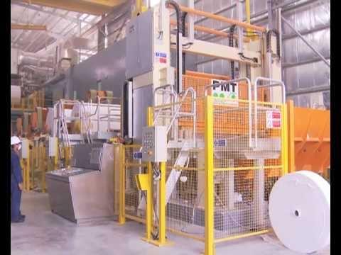 Crown Paper Mill Ltd., UAE - Video Profile