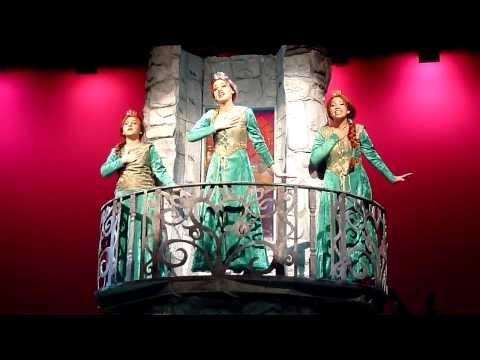 Shrek the Musical - I Know It's Today Favorite! Kelsey Brown Sarah Mancuso Jayne Dolinskiy
