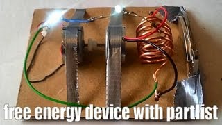 Free Energy Generator, Easy To Build, 100% Free Design