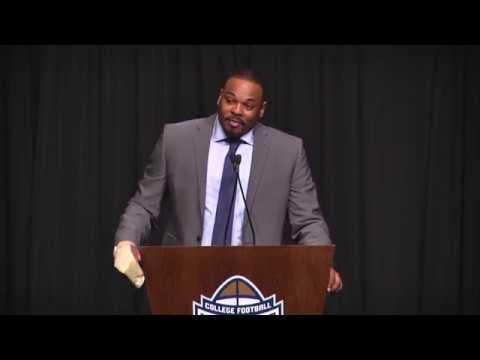 2017 Georgia Tech Sports Hall of Fame: BJ Elder