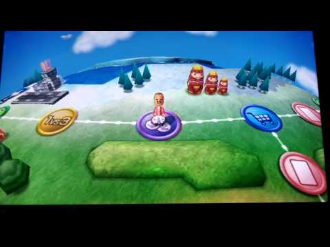 Wii Party Globe Trot: My 3rd Gameplay (Advanced Difficulty)