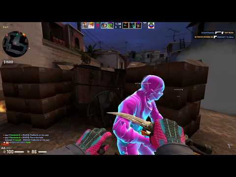 trolling cheaters and silvers in cs:go